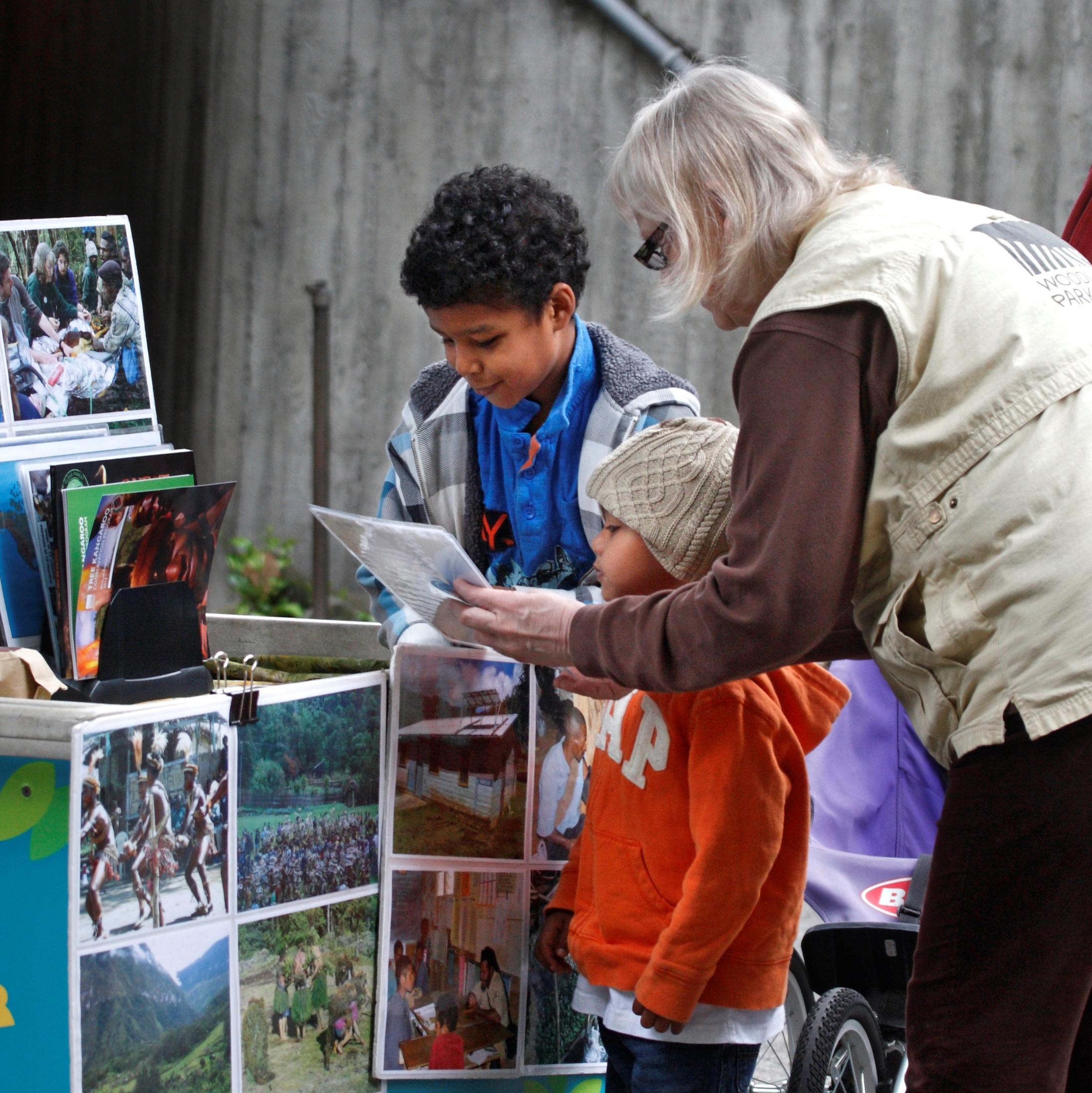 Volunteers Carts