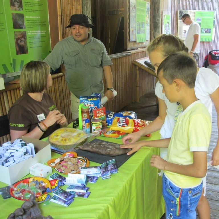 Volunteers Kids