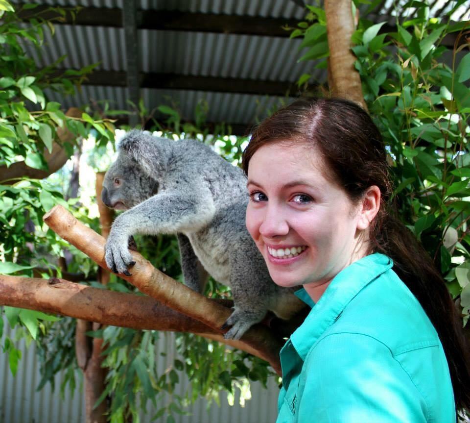 Zoo Adventures- Courtney