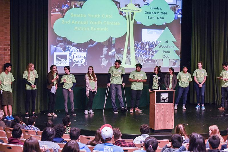 Provide Three Paid Internships For Youth Through The Seattles SYEP Program