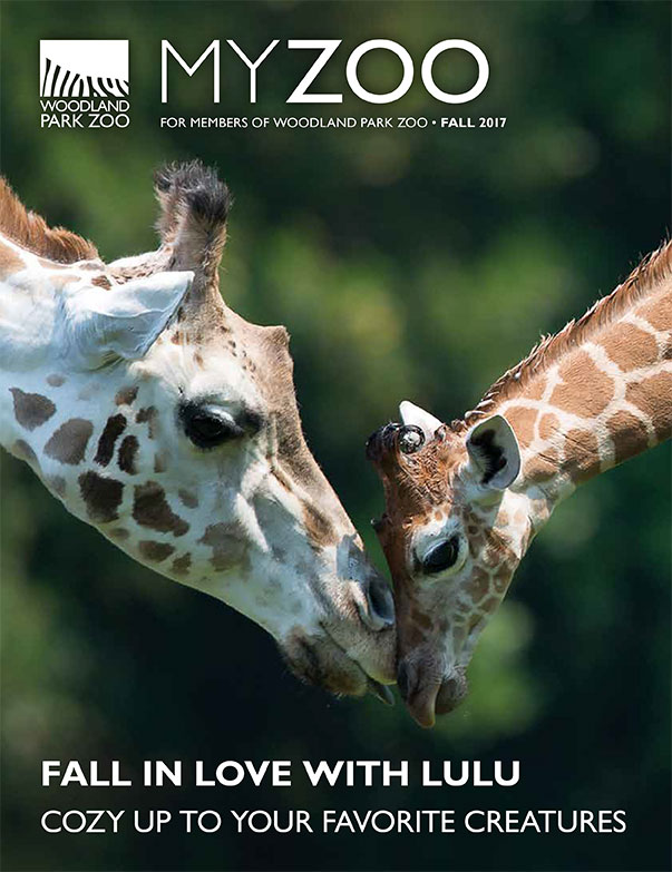 MyZoo Member Magazine Woodland Park Zoo Seattle WA