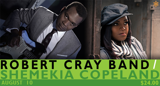 Robert Cray / Shemekia Copeland