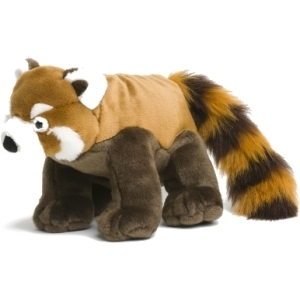 Red panda ZooParent adoption plush