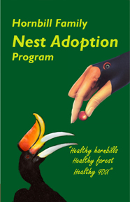 Hornbill Nest Adoption badge