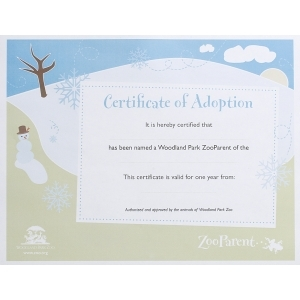 Winter 2015 Certificate
