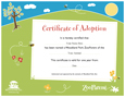 Spring 2015 Certificate