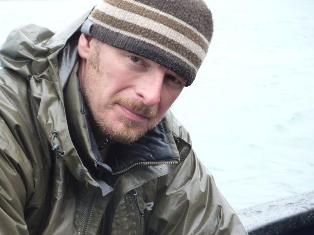 Chris Morgan, Thrive Guest Speaker