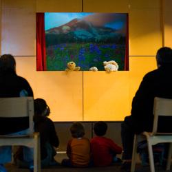Zoomazium Puppet Show