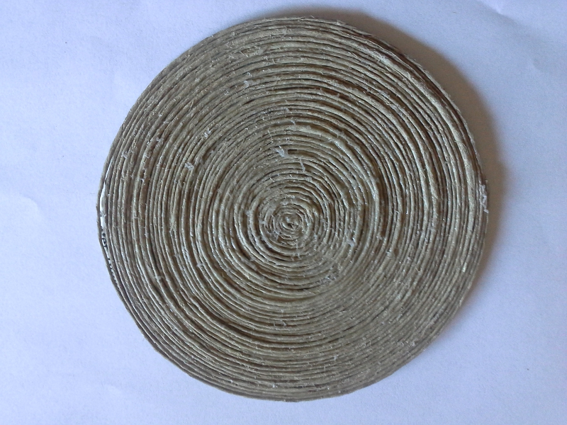 Twine Coaster Holiday Craft
