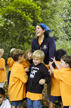 Zoo camps photo